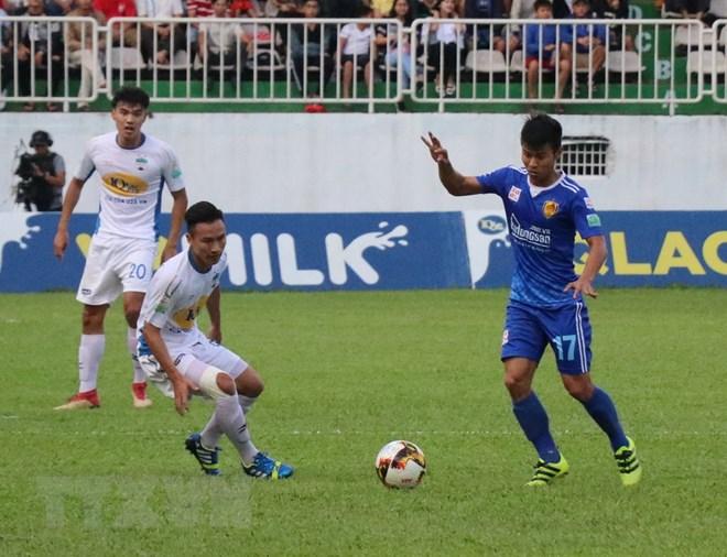 Ông Park Hang-seo dự khán trận HAGL thua ngược Quảng Nam - ảnh 2
