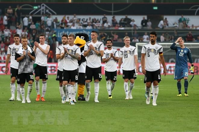 World Cup 2018: Chờ đợi đương kim vô địch Đức đả bại Mexico