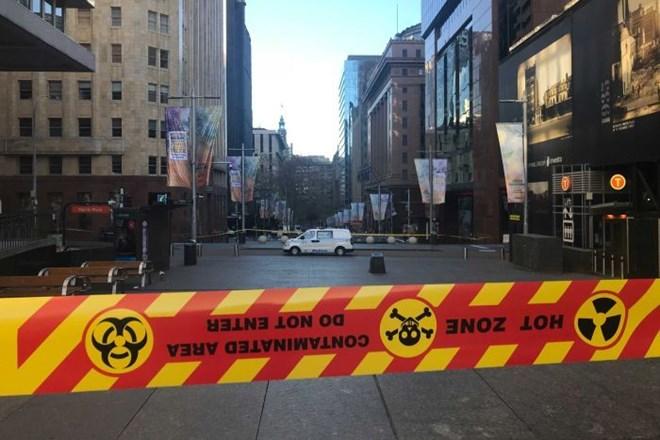 Rò rỉ khí đốt khiến trung tâm thành phố Sydney phải đóng cửa - ảnh 1