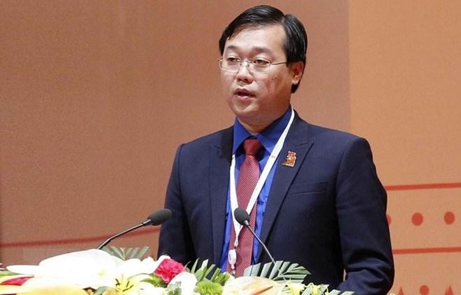 Ông Lê Quốc Phong làm Chủ tịch TW Hội Liên hiệp Thanh niên Việt Nam