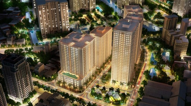 Hà Nội: Sai phạm nghiêm trọng tại dự án chung cư New Horizon City - ảnh 1