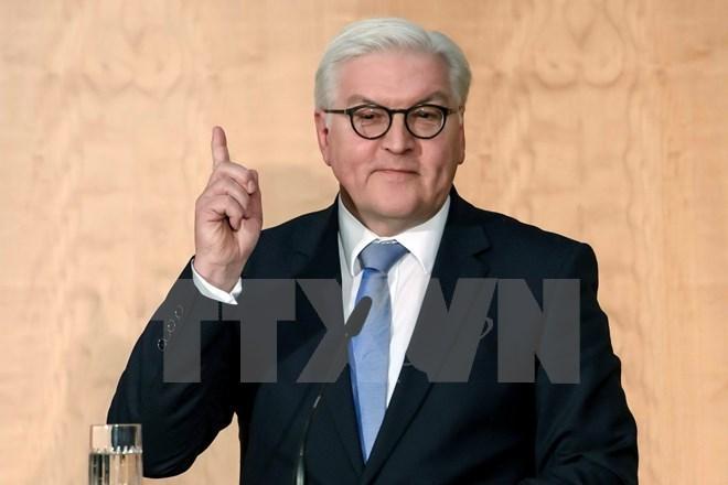 Tổng thống Đức sắp có chuyến thăm bốn ngày tới Ấn Độ