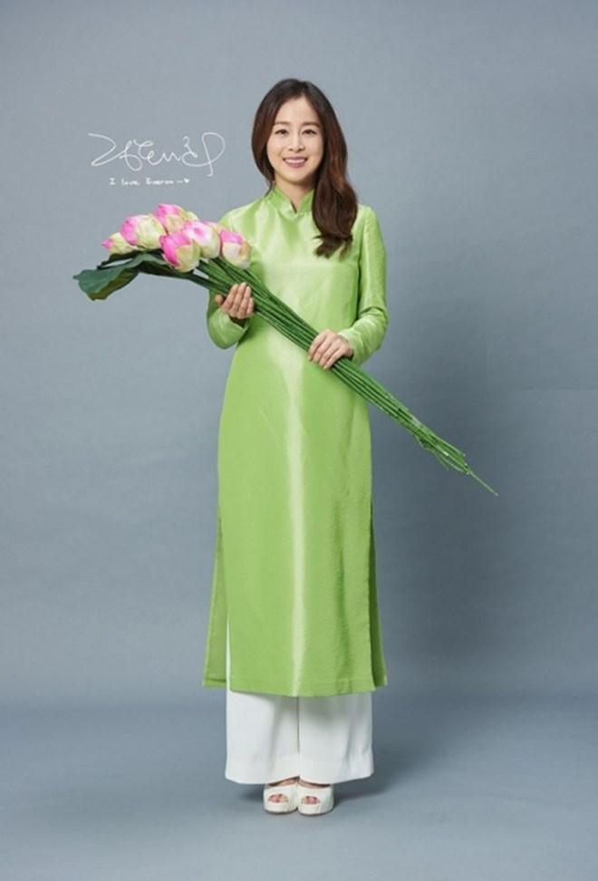 Nữ thần xứ Hàn Kim Tae Hee sẽ trở lại Việt Nam sau 6 năm - ảnh 1