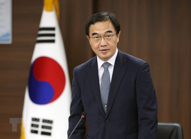 Hai miền Triều Tiên hội đàm cấp cao chuẩn bị thượng đỉnh lần 3 - ảnh 1