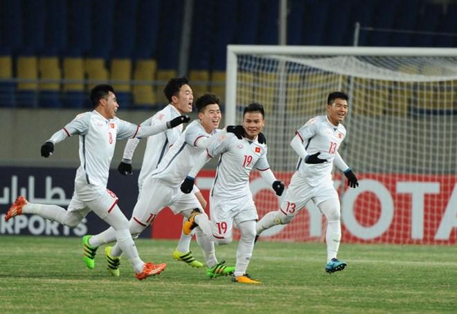 VCK U23 châu Á 2018: U23 Việt Nam rất được hâm mộ ở Côn Sơn - ảnh 1