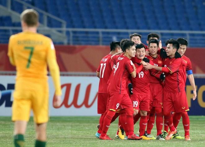 Chủ tịch AFC chúc mừng chiến thắng lịch sử của U23 Việt Nam - ảnh 1