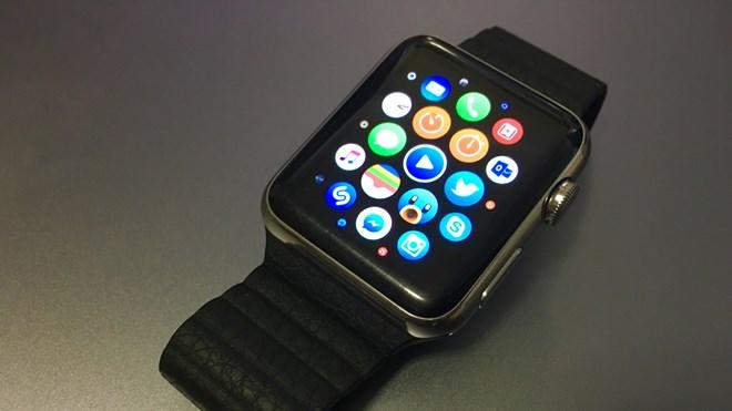 Doanh số Apple Watch đạt cao kỷ lục, vượt cả đồng hồ Thụy Sĩ