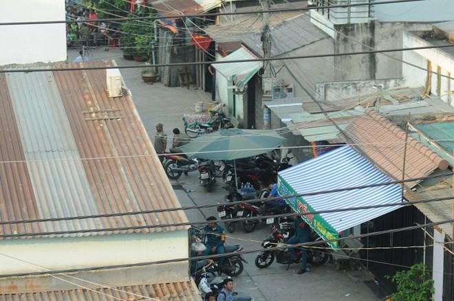 Năm người trong một gia đình tử vong bất thường ở TP.HCM - ảnh 1