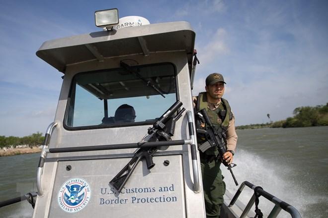 Mỹ: California từ chối cử Vệ binh quốc gia tới biên giới với Mexico - ảnh 1