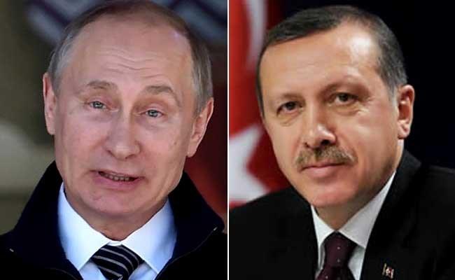 Tổng thống Nga và Thổ Nhĩ Kỳ điện đàm về vấn đề Syria, Gaza
