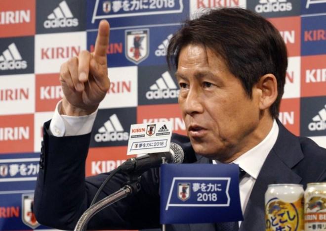 Đội tuyển Nhật Bản công bố danh sách sơ bộ dự World Cup 2018 - ảnh 1