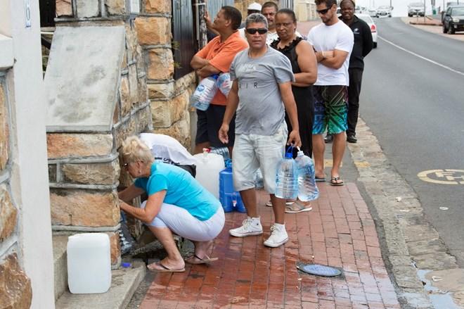 Nam Phi dỡ bỏ tình trạng thảm họa quốc gia do hạn hán nghiêm trọng - ảnh 1