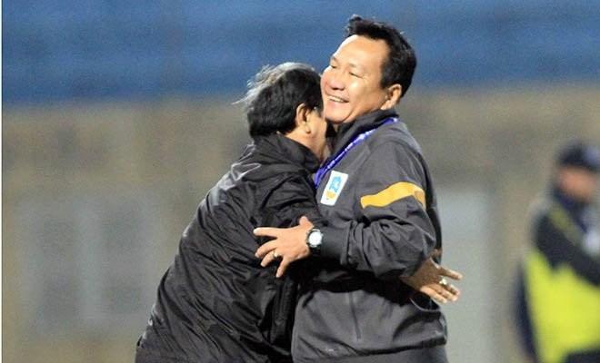 HLV Hoàng Văn Phúc: Quảng Nam vô địch là thành tích tự lực - ảnh 1