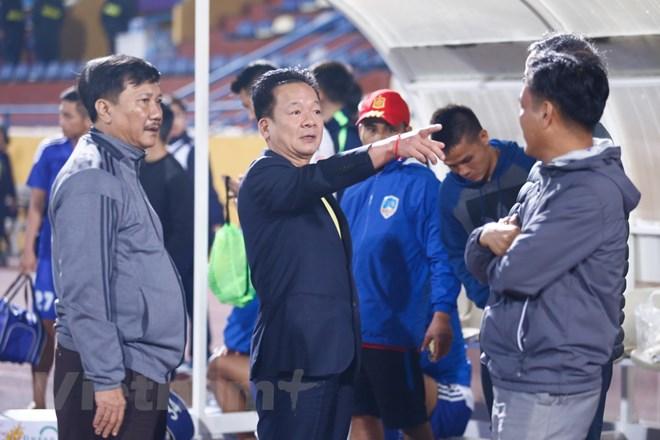 HLV Hoàng Văn Phúc: Quảng Nam vô địch là thành tích tự lực - ảnh 2