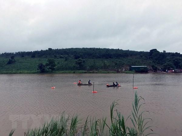 Hà Giang: Hai cháu nhỏ đuối nước thương tâm khi thi bơi - ảnh 1