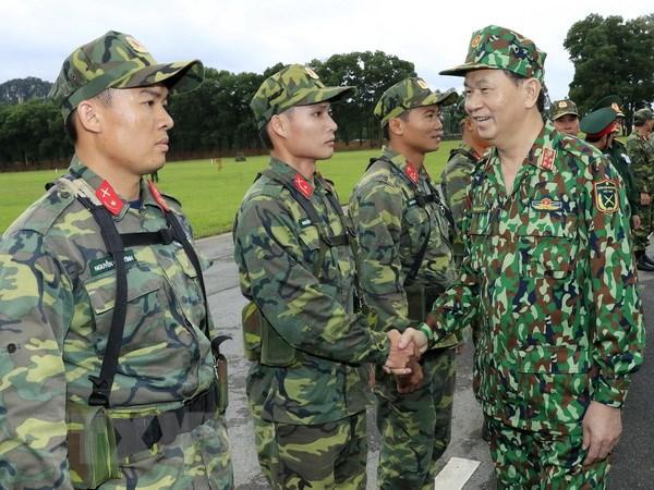 Quân đội nhân dân Việt Nam phải luôn nêu cao tinh thần cảnh giác