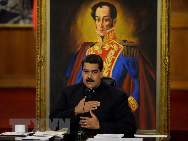 Venezuela ký thỏa thuận tái cơ cấu khoản nợ 1 tỷ USD với Nga - ảnh 1