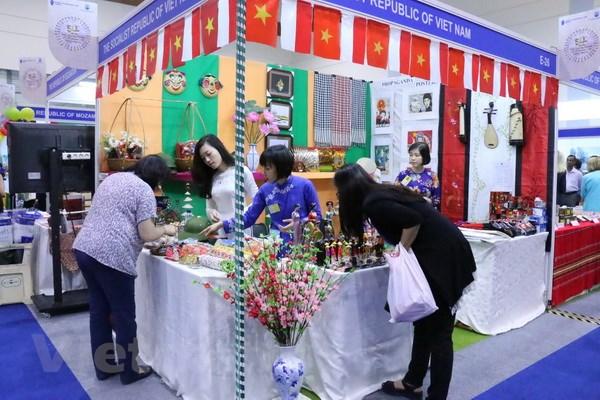 Việt Nam tham dự hội chợ từ thiện quốc tế tại Indonesia - ảnh 2