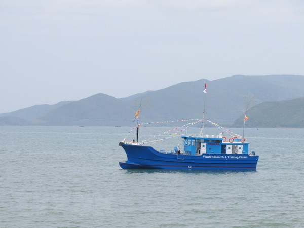 Image result for Phú Yên khẩn trương tìm kiếm ngư dân mất tích trên biển