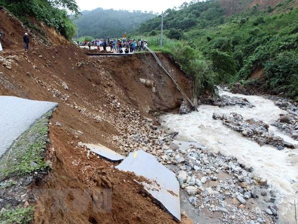 14 người chết, 11 người mất tích do mưa lũ tại Hà Giang, Lai Châu
