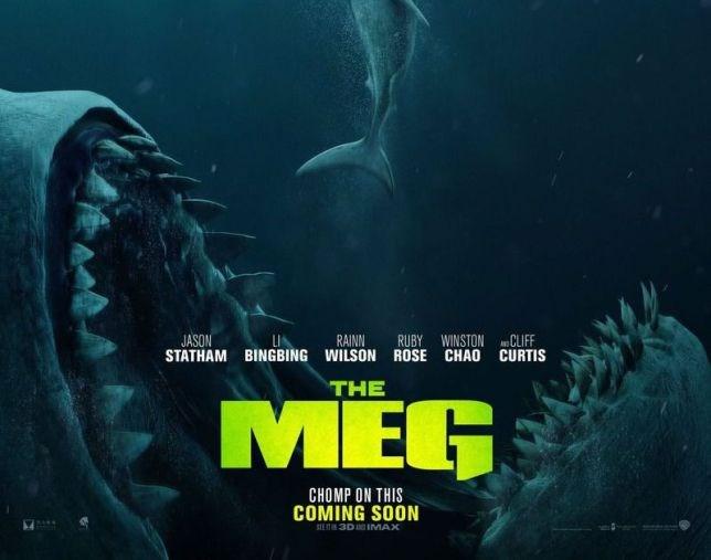 Phim bom tấn về siêu cá mập tiền sử thành công vượt kỳ vọng - ảnh 1