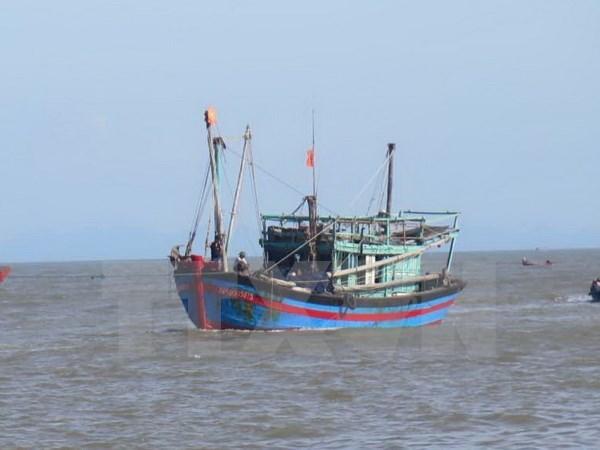 Malaysia bắt giữ 10 ngư dân Việt Nam, thu giữ tàu và 200kg cá - ảnh 1