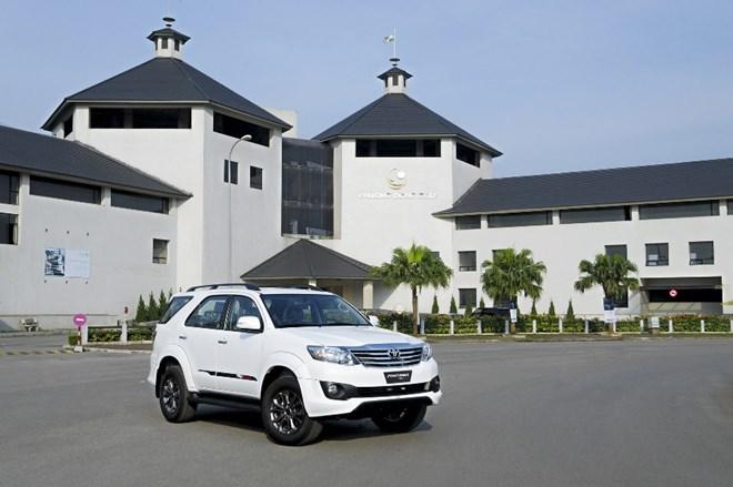 Toyota Vios và Toyota Fortuner góp công lớn trong doanh số tháng 11/2016 2