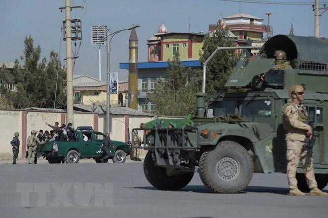 NATO bắt đầu sứ mệnh huấn luyện cho quân đội Afghanistan - ảnh 1