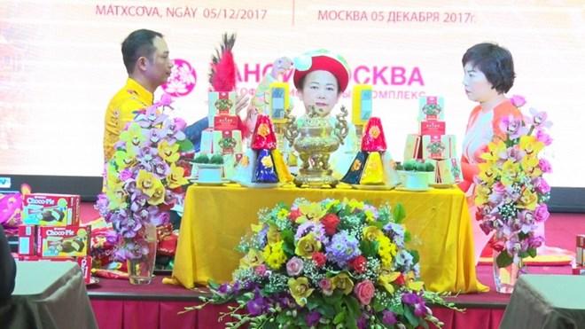 Giới thiệu văn hóa tín ngưỡng thờ Mẫu Tam phủ của người Việt tại Nga