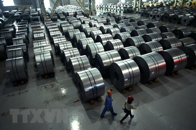 EC áp đặt thuế chống phá giá đối với thép không gỉ Trung Quốc