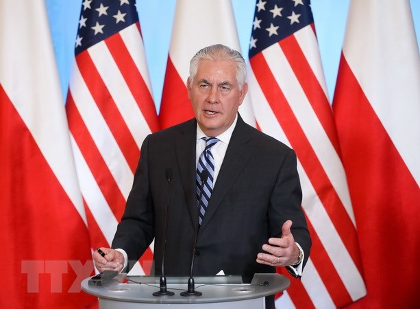 Ngoại trưởng Mỹ gửi lời chúc Tết đến người dân châu Á toàn thế giới - ảnh 1