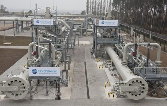 Đức cáo buộc Mỹ cản trở đường ống dẫn khí đốt Dòng chảy phương Bắc 2