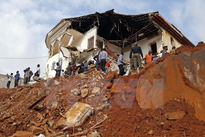 AU hối thúc các nước tích cực hành động giảm thiểu thiên tai - ảnh 1