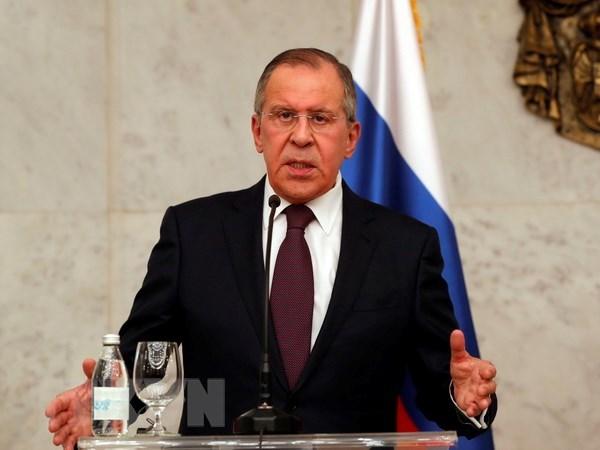 Ngoại trưởng Nga: Sự tin tưởng giữa Nga và Mỹ gần như đã mất - ảnh 1