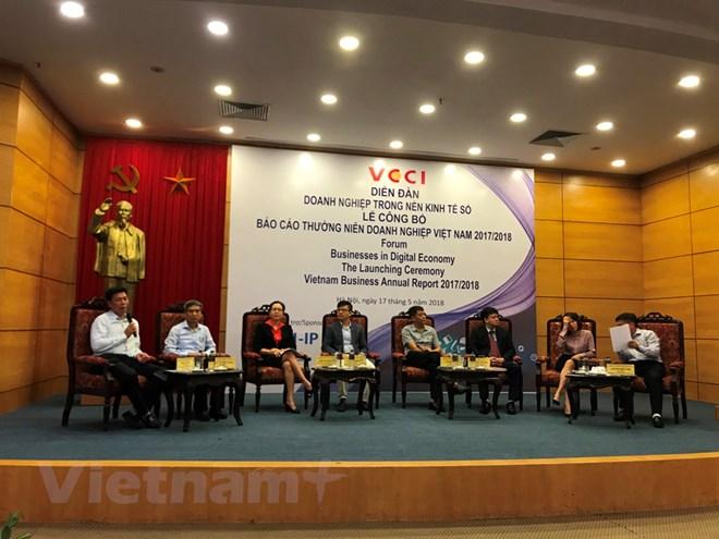 Doanh nghiệp Việt: Tụt hậu vì 'thờ ơ đến lạ kỳ' với công nghệ số? - ảnh 2