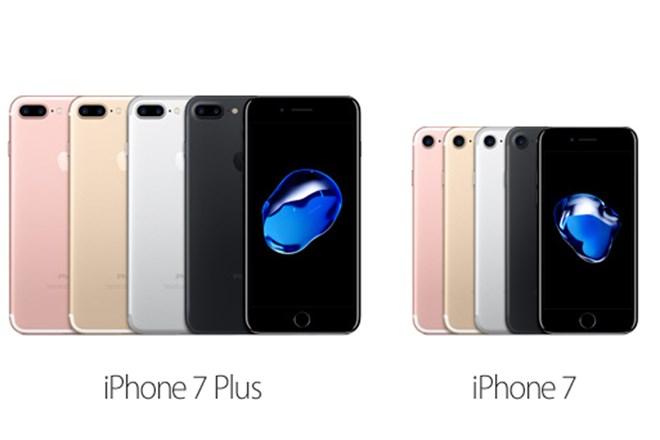 Người yêu công nghệ Việt thích iPhone 7, 7 Plus phiên bản nào nhất?