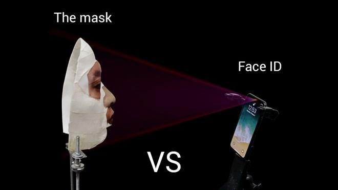 Doanh nghiệp Việt trình diễn mở khóa Face ID iPhone X bằng mặt nạ - ảnh 3