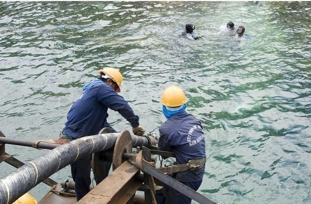 Thông tin mới nhất về sự cố cáp quang biển AAG và SMW-3