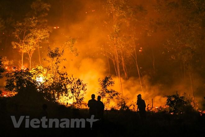 Tình hình cháy nổ trên địa bàn Thủ đô Hà Nội diễn biến phức tạp