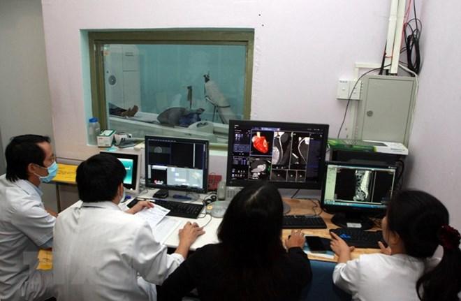 Cuộc thi ứng dụng công nghệ thông tin trong lĩnh vực y tế - ảnh 1