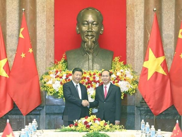 Toàn văn Tuyên bố chung giữa hai nước Việt Nam-Trung Quốc 1