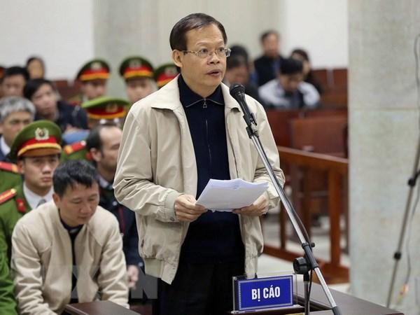 Xét xử Trịnh Xuân Thanh: Các bị cáo xin giảm nhẹ tội cho nhau - ảnh 3