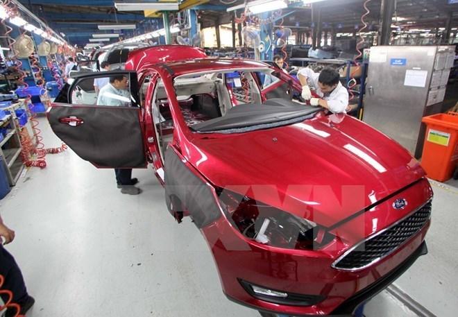 Công nghiệp ôtô Việt Nam: Biến giấc mơ thành hiện thực