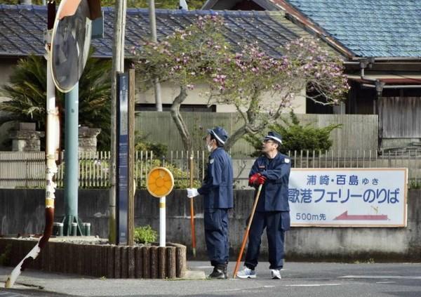 Nhật Bản huy động hơn 6.000 cảnh sát truy lùng tù nhân vượt ngục - ảnh 1
