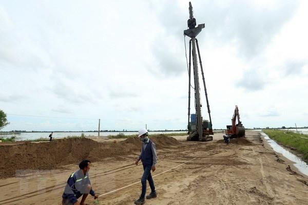 Siêu dự án Becamex Bình Phước gặp khó do chậm giải phóng mặt bằng - ảnh 1