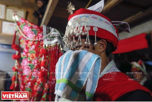 Huyền bí tập tục tưởng nhớ đến tổ tiên và cội nguồn người Dao đỏ