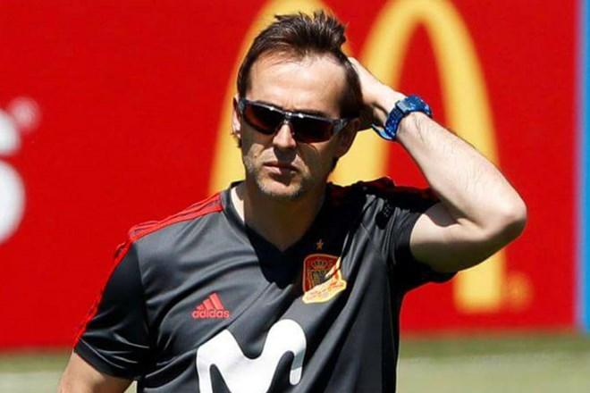 Fernando Hierro thay thế Lopetegui dẫn dắt tuyển Tây Ban Nha - ảnh 2