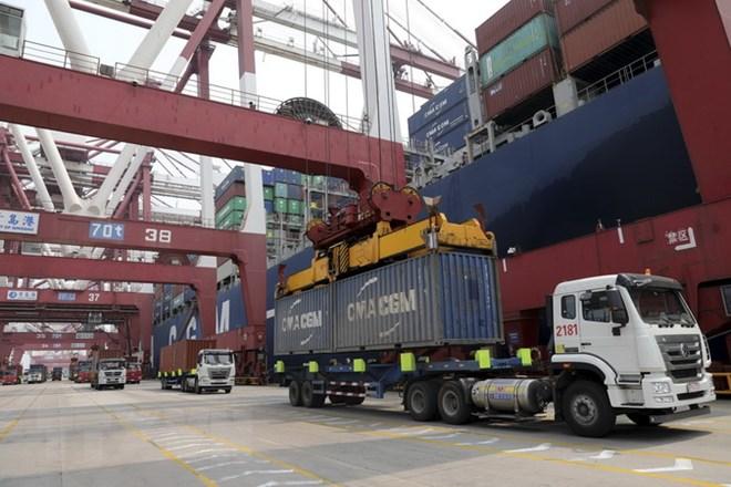 Trung Quốc và Mỹ chưa tái khởi động đàm phán thương mại - ảnh 1