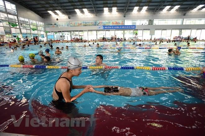Luật Thể dục Thể thao: Ưu tiên phát triển môn bơi trong nhà trường - ảnh 2
