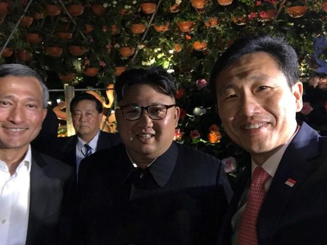 Trực tiếp cuộc gặp gỡ lịch sử giữa hai ông Donald Trump và Kim Jong un - ảnh 5